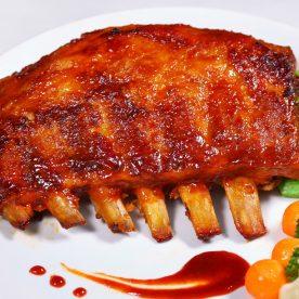 Nuốt nước miếng cách làm sườn nướng ngũ vị thấm thịt, ngọt thơm 6