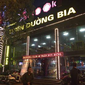 Nhà hàng Thế Giới Bia Bazooka