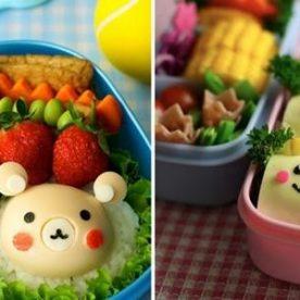 Nghệ thuật cơm hộp Bento Nhật Bản
