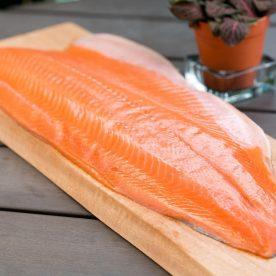 Tại sao trẻ giảm triệu chứng hen suyễn nhờ ăn cá mòi cá hồi?