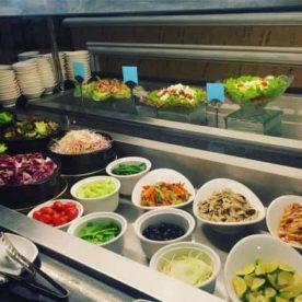 [New] Buffet Salad chỉ 79K tại Sashimi BBQ Garden