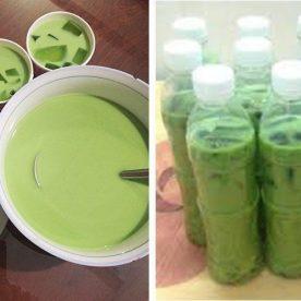 Cách làm trà sữa Thái 2 màu đang gây sốt giới trẻ