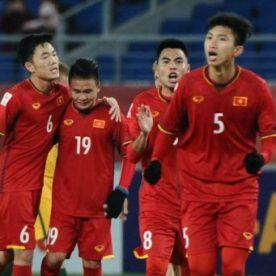 Cổ Vũ U23: Quẩy Tung Hầm Lã Vọng