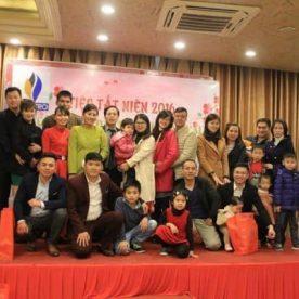 Đặt tiệc cuối năm công ty chuyên nghiệp cùng Lã Vọng