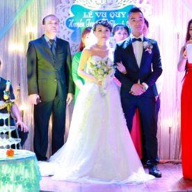 Đặt tiệc cưới trọn gói uy tín