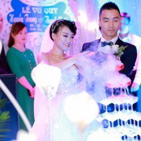 Địa điểm tổ chức tiệc cưới ấn tượng ở Hà Nội