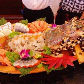 Khám phá không gian 1 nhà hàng Nhật Bản ở Hà Nội