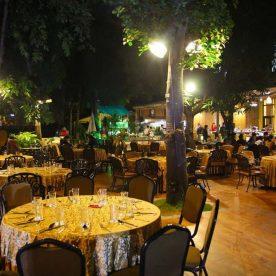 Nhà hàng sân vườn rộng và đẹp nhất Hà Nội