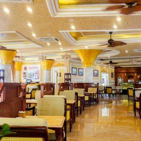Nhà hàng Lake View Bán đảo hồ Đống Đa Hoàng Cầu 3