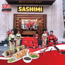 Nhà hàng Sashimi BBQ Garden