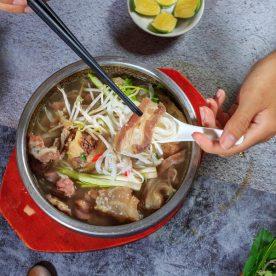 Phở Hà Nội - Phở bát đá MAISON - Nhà hàng MAISON 5