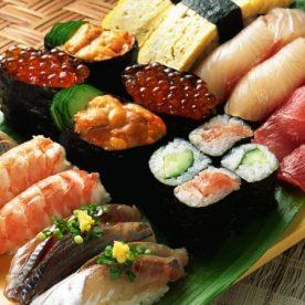Quà Tặng Từ Sashimi BBQ Garden