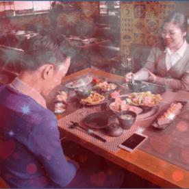 """""""Lời Tỏ Tình Dễ Thương"""": Combo 14/2 tại Sashimi BBQ Garden"""