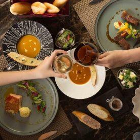 Đặt tiệc sang trong với đồ Âu tại nhà hàng Maison Hoàng cầu