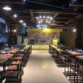 Tiệc sinh nhật bé Đăng Khôi tại Vườn Bia Hà Nội 3