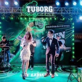 Tuborg Music Event tại Quán Cá Lã Vọng