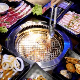 Đầu xuân - Ăn đồ nướng Nhật là chuẩn nhất!