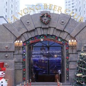 Giáng sinh an lành tại Hệ Thống Lã Vọng