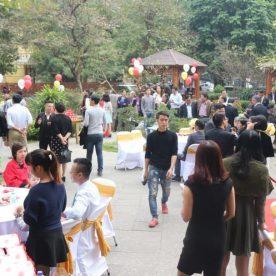 Dịch vụ tiệc lưu động đẳng cấp nhất Hà Nội