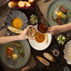 Thực đơn đồ Âu Nhà hàng Maison Steak 36A Hoàng Cầu 2