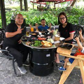 Địa điểm ăn uống, vui chơi dịp 30/4 - 1/5 tại Hà Nội (Hoàng Cầu, Cầu Giấy, Thanh Xuân, ...) 12