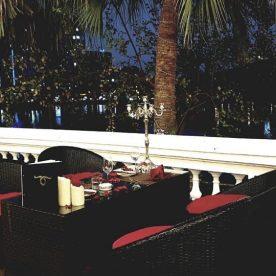 Nhà hàng lãng mạn có không gian đẹp nhất