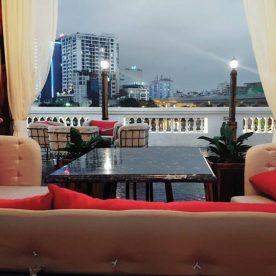 Nhà hàng ăn tối ngon ở Hà Nội vừa là quán cafe sang chảnh bậc nhất