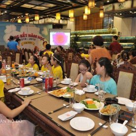 Liên Hoan Tổng Kết Năm Học Lớp 3C1 Nguyễn Siêu (19/5/2019) tại San Hô Đỏ 13