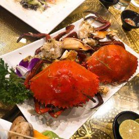 Đi ăn cuối tuần tặng cua tại nhà hàng hải sản San Hô Đỏ 11