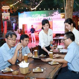 """Những hình ảnh sự kiện """"Vườn Bia 8 Sắc Thái"""" trong tháng 7/2019 tại Vườn Bia Hà Nội 15"""