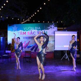 """Những hình ảnh sự kiện """"Vườn Bia 8 Sắc Thái"""" trong tháng 7/2019 tại Vườn Bia Hà Nội 18"""