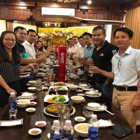 Tiệc chúc mừng các anh sinh nhật tháng 7 - VNI Đông Đô tại Vườn Bia Hà Nội (24/7/2019) 8