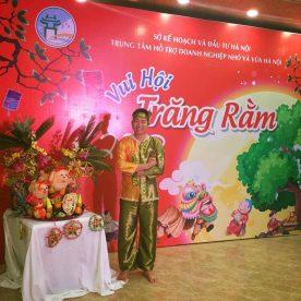 Địa điểm tổ chức liên hoan trung thu tại Hà Nội