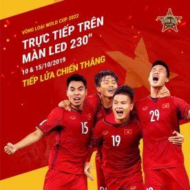 Xem vòng loại World Cup Việt Nam - Malaysia, Indonesia - Việt Nam tại Vườn Bia Hà Nội 13