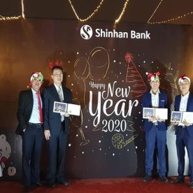 Tiệc Giáng Sinh, Tiệc YEP Shina Bank, BIDV ... tại Maison (22/12/2019) ảnh 7