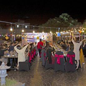 Tiệc chúc mừng ngày nhà giáo Việt Nam 20 - 11 tại Maison 20