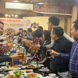 cưYear End Party Cty DEASUN Vina tại Vườn Bia Hà Nội (27/12/2019) 7
