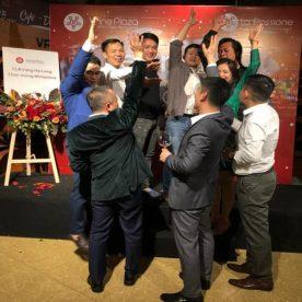 Year End Party WinePlaza 2019 tại Vườn Bia Hà Nội